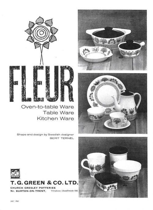Fleur Ad TG Green
