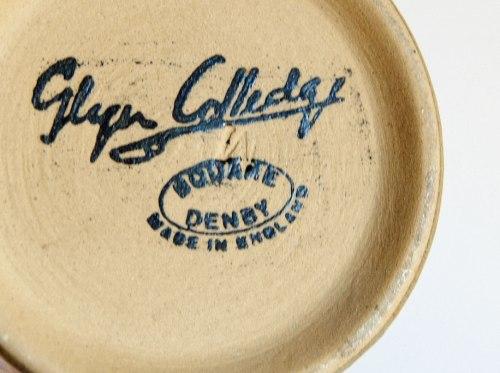 Denby, Glynn Colledge Signature