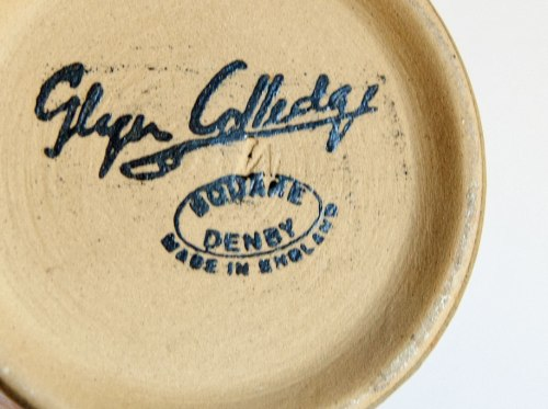 Denby, Glynn Colledge Signature