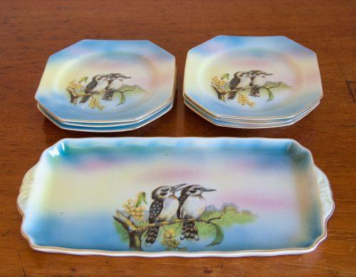Noritake Kookaburra Sandwich Set