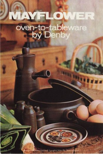 denby mayflower ad
