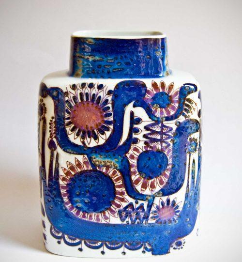 Berte Jessen Vase, Royal Copenhagen, Pattern 436