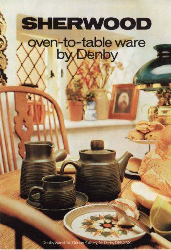 Denby Sherwood Ad