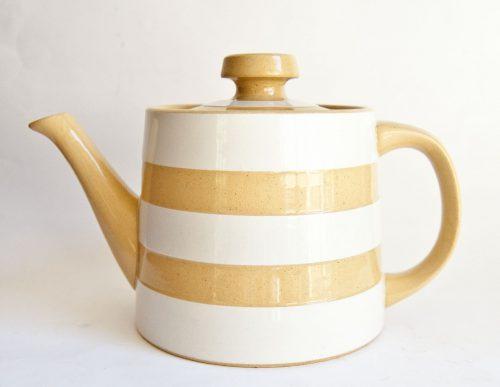 T G Green Cornishware, Judith Onions Teapot