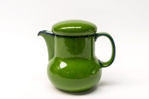 Thomas Germany, Scandic Shadow Green, Teapot