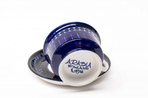Arabia Finland Valencia Tea Cup