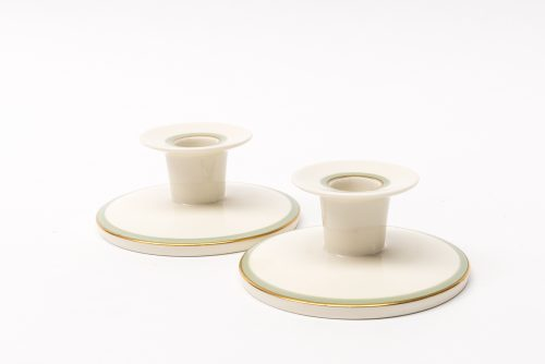Royal Copenhagen Fensmark Candle Holders