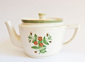 Royal Copenhagen Fensmark Teapot