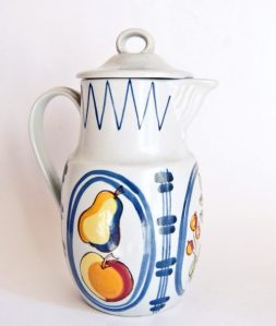 Brittany Design Coffee Pot, Buchan Portobello Scotland