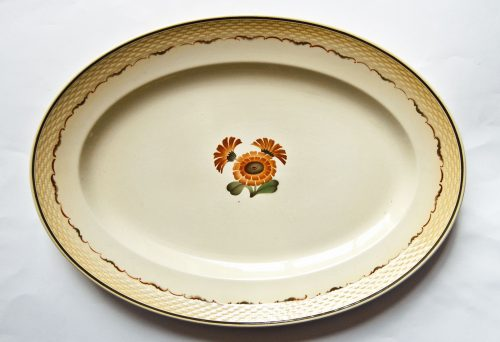 Aluminia Morgenfrue Platter