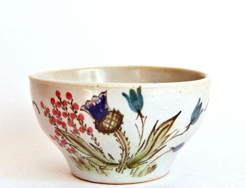 Thistleware Bowl, Buchan Portobello Scotland