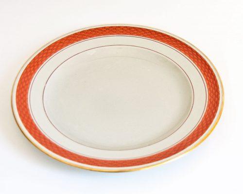 Aluminia Royal Copenhagen Tureby Main Plate
