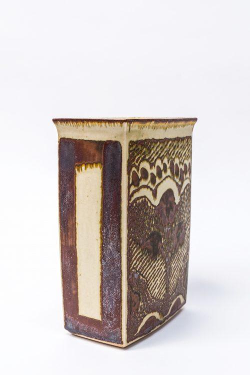 Ursula Printz Mogensen - Slab Jar