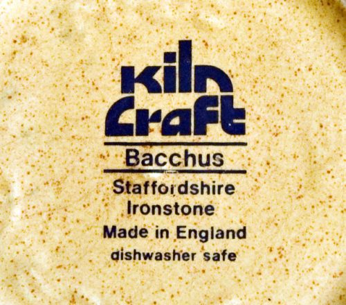 Kiln Craft Bacchus Stamp