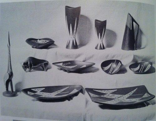 "From the book ""Søholm - Bornholmsk keramik"""