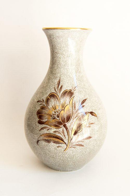KPM Denmark, Crackleware Vase