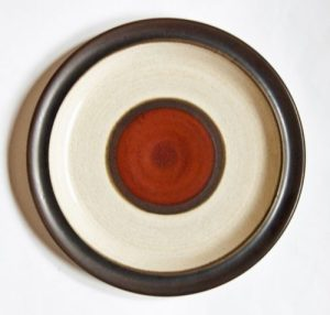 Denby Potter's Wheel Plate