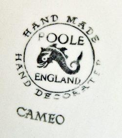 Poole Cameo Backstamp