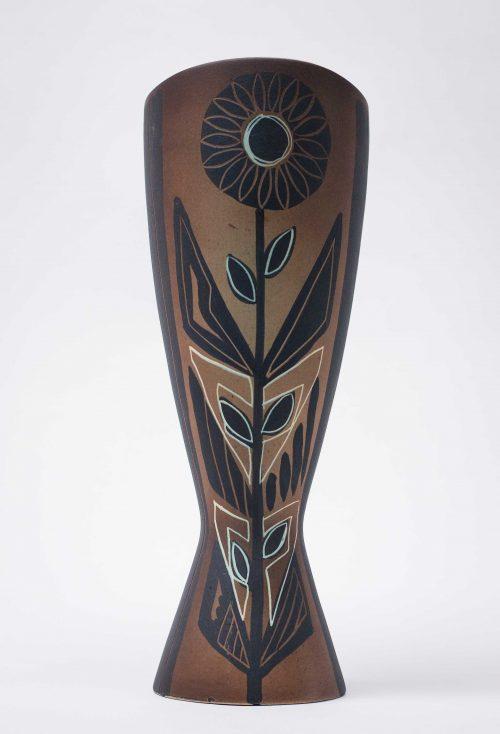 Soholm Sunflower Vase Sorensen/Jensen