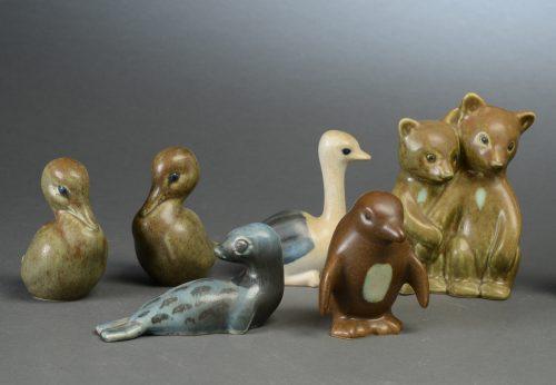 Knud Basse Figurines
