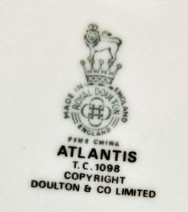 Royal Doulton Atlantis