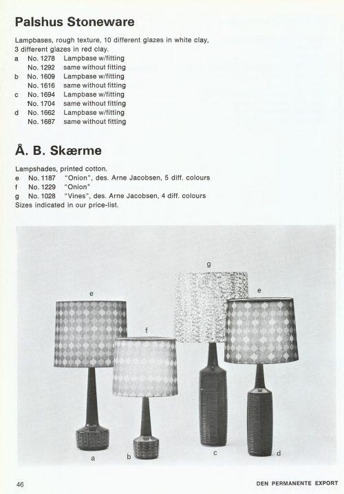 Den Permanente Catalogue 1967, p48