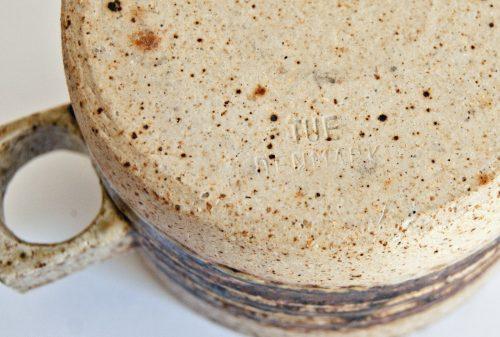 Tue Poulsen Stoneware Vessel