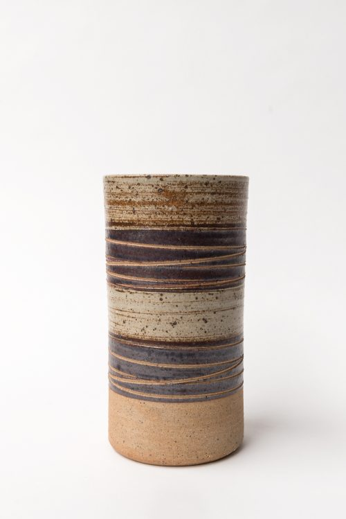 Tue Poulson Stoneware Vase