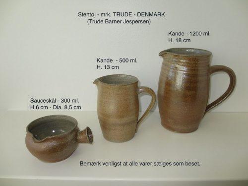 Trude Barner Jerspersen Studio Work