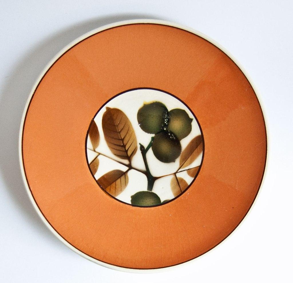 Aluminia Gunhild Plate, Nils Thorsson, Aluminia