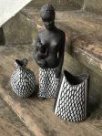 Michael Andersen, Marianne Starck Negro Series Figurines