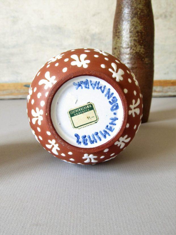 Zeuthen Pottery Marks