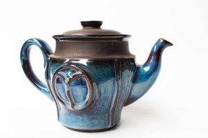 Gerd Hjort Petersen, Soholm Denmark Teapot