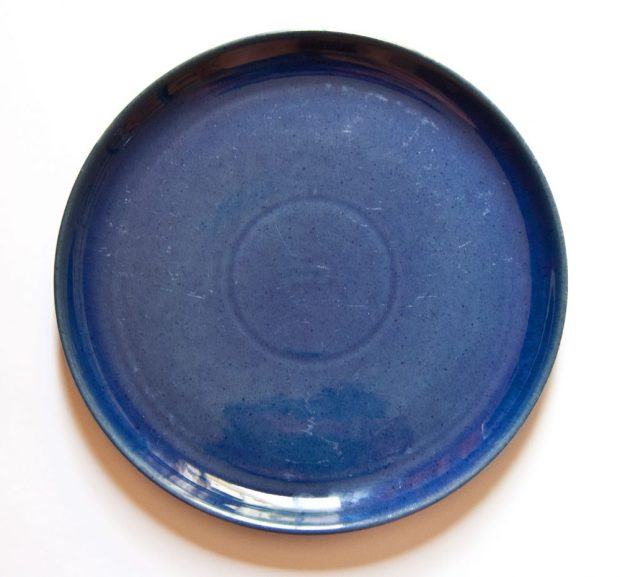 Denby Cottage Blue Plate