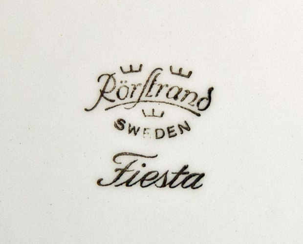 Rorstrand Fiesta