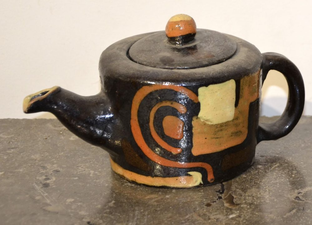 Anne Dangar Teapot