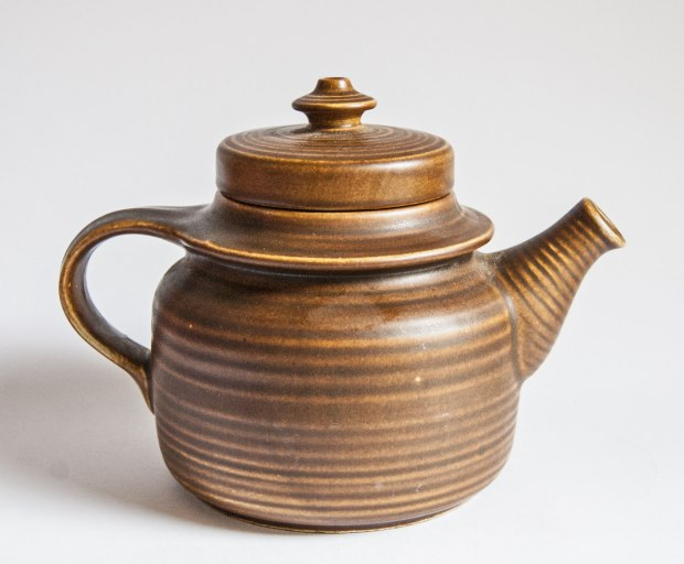 Arabia Finland Kaarna Teapot