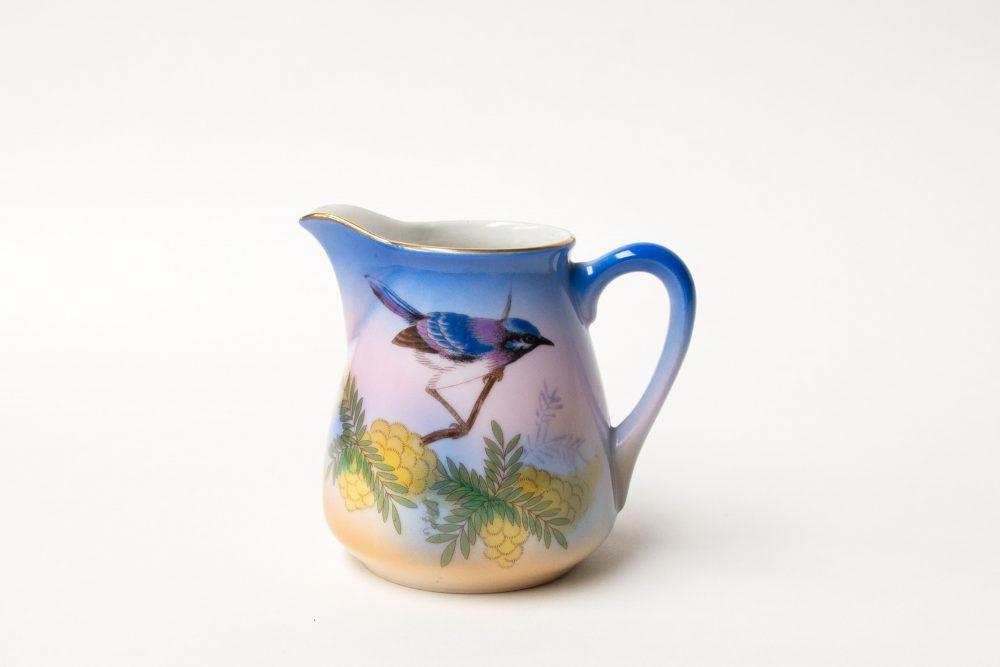 Noritake Blue Wren - Golden Wattle