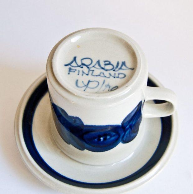 Arabia Finland Anemone