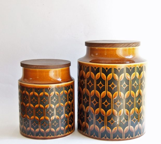 Hornsea Heirloom - Autumn, Canisters