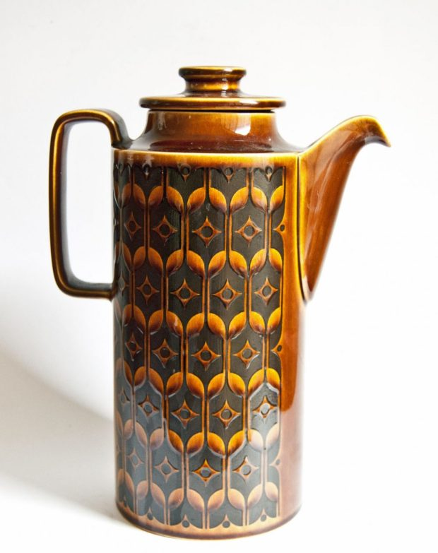 Hornsea Heirloom - Autumn, Coffee Pot