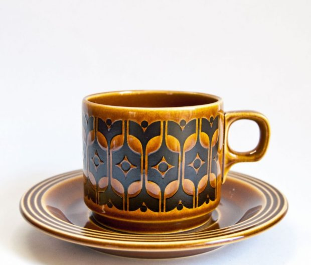 Hornsea Heirloom - Autumn, Cup/Saucer