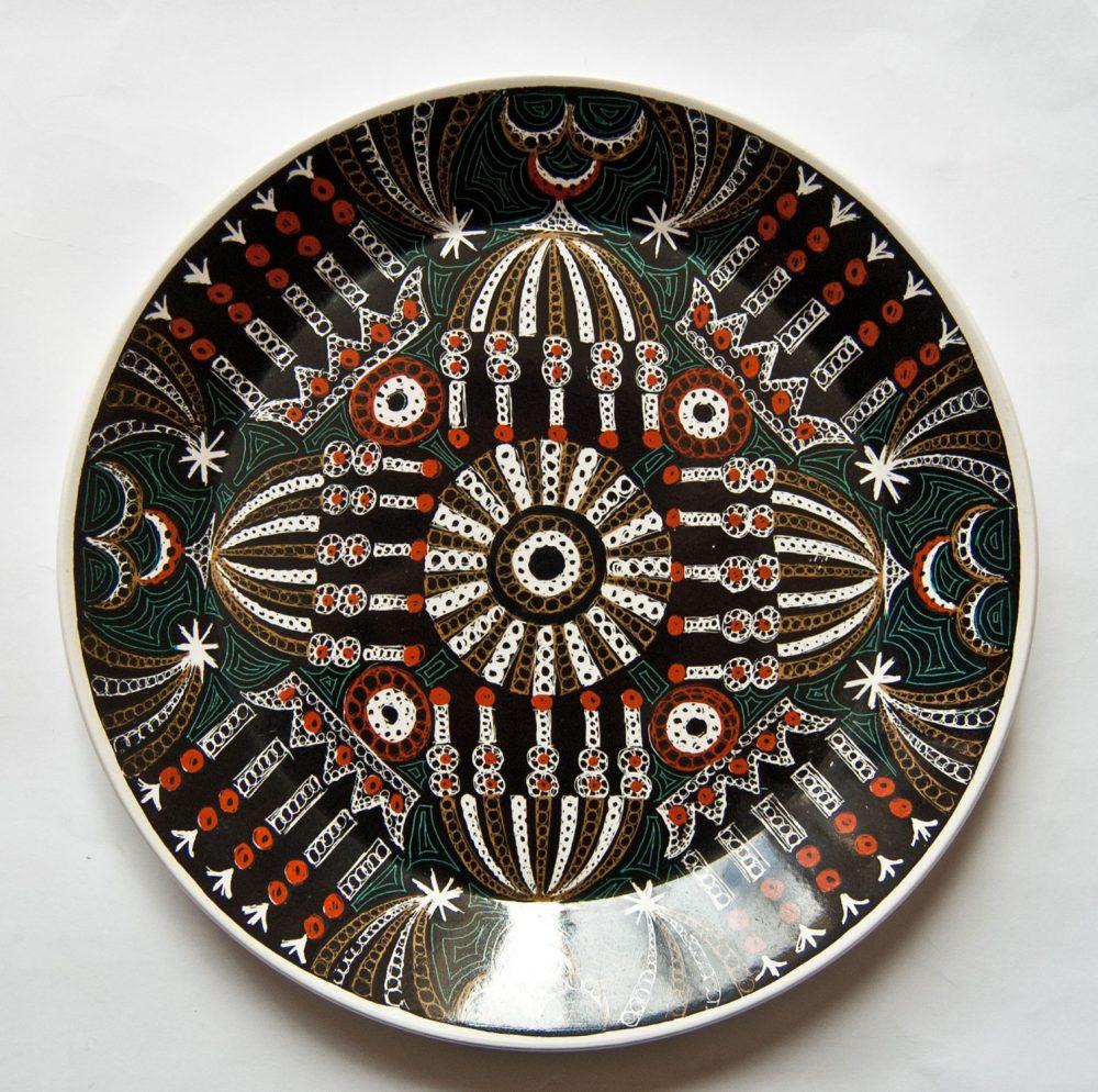 Portmeirion Magic City Plate