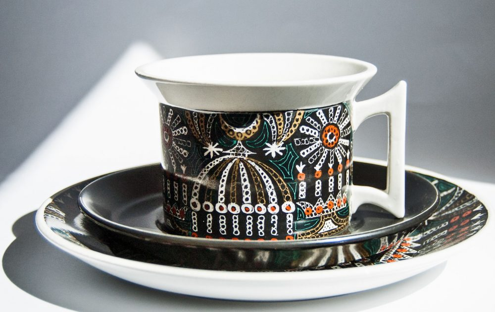 Portmeirion Magic City Tea Cup
