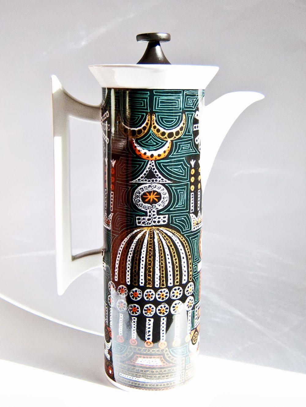 Portmeirion Magic City Coffee Pot