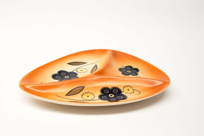 Terra Ceramics Australia - Organic Tri Divided Dish